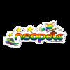 Neopets Pride Rainbow Logo Die Cut Sticker