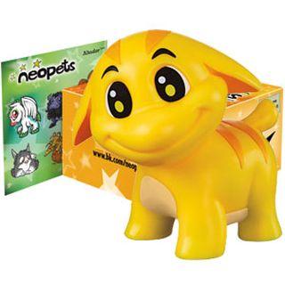 BK Yellow Poogle Figure