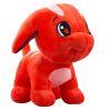 Jumbo Red Poogle Plushie