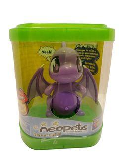 Purple Shoyru Interactive Pet