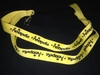 Yellow Neopets 20th Birthday Lanyard