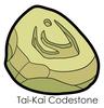 Tai-Kai Codestone Enamel Pin