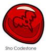 Sho Codestone Enamel Pin