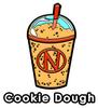 Cookie Dough Slushie Enamel Pin