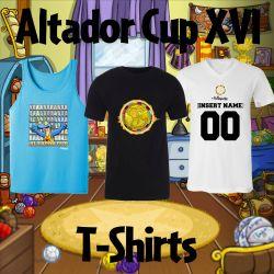 Altador Cup T-Shirts