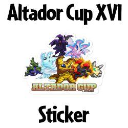 Altador Cup Sticker
