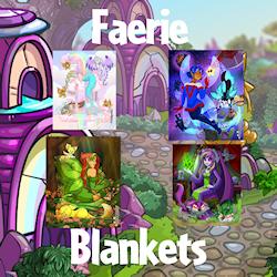 Faerie Blankets