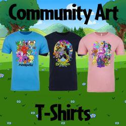 Community Art T-Shirts