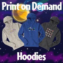 Print on Demand Hoodies
