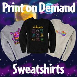 Print on Demand Sweatshirts
