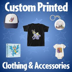 Custom Printed Shirts and Accessories